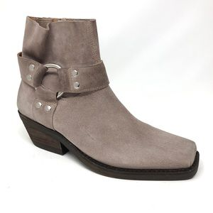 Jeffrey Campbell Free People Fairfax Suede Boot 5
